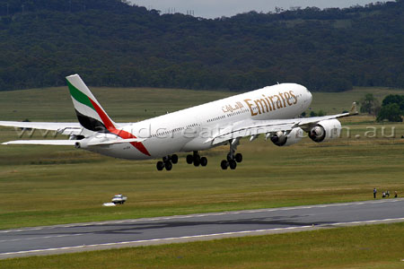 Emirates Departure