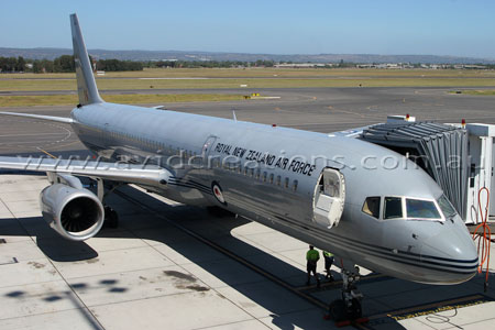 NZ Air Force