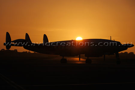 Sunset Super Connie