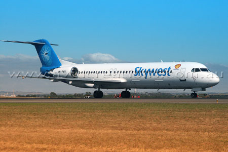 Skywest Display