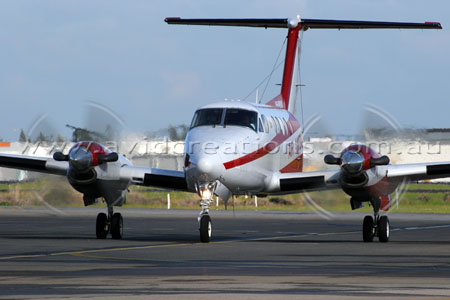 RFDS King Air
