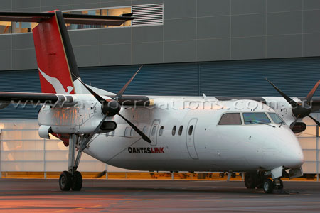 Qantaslink Dash-8