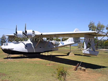 Catalina workhorse for the RAAF.