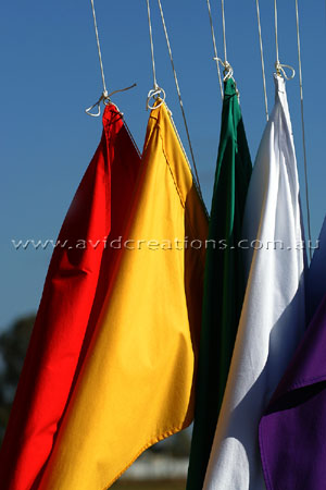 Competition Flags
