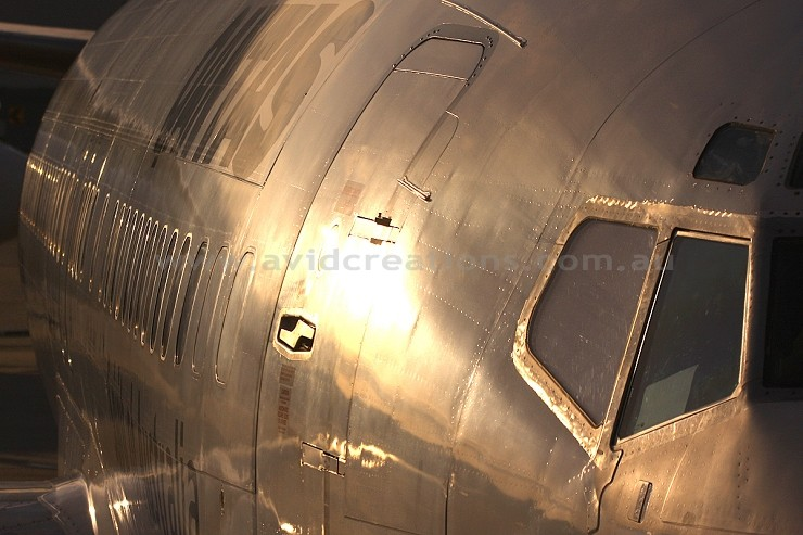 Fuselage Reflection